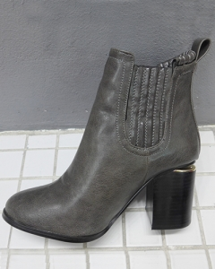 point ankle boots