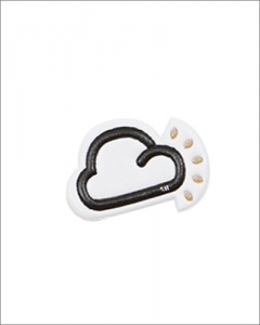 emboss sticker_Cloud