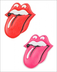 emboss sticker_Tongue