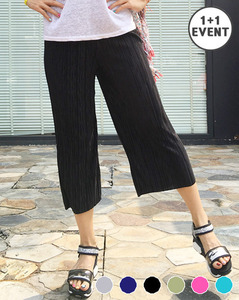 relaxed pleats PT (1+1)