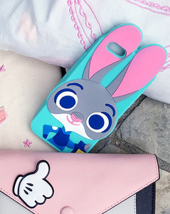 cute rabbit phone case
