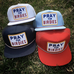 PRAY FOR BIRDIES