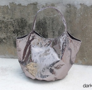 sparkle simple bag