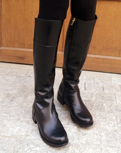british classic riding boots (2 Color)